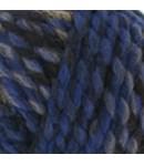 LAINE NEW SPOT COLOR MIX BLEU/MARRON (402)