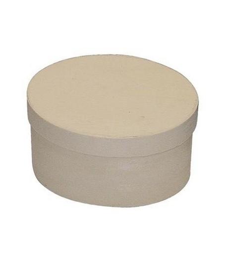 petite boite ronde en carton 7 x 5 5 cm doigts de f es. Black Bedroom Furniture Sets. Home Design Ideas