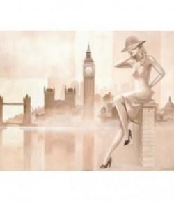 IMAGE 3D LONDRES 40X50 2000578