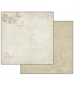 PAPIER 30X30 ONCE UPON A TIME SBB440 STAMPERIA