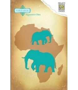 DIES ELEPHANTS - VIND030