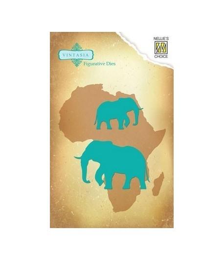DIES ELEPHANTS - VIND030