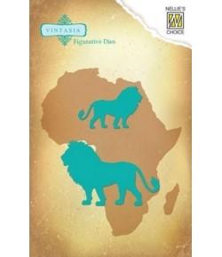 DIES LIONS - VIND033