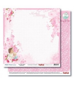 PAPIER PERFECT EMBRACE - MOTHER'S TREASURE SCRAPBERRY